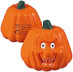 Pumpkin Maniacal Stress Balls